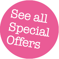 Special Offers On Pampering at Home and Spa Parties
